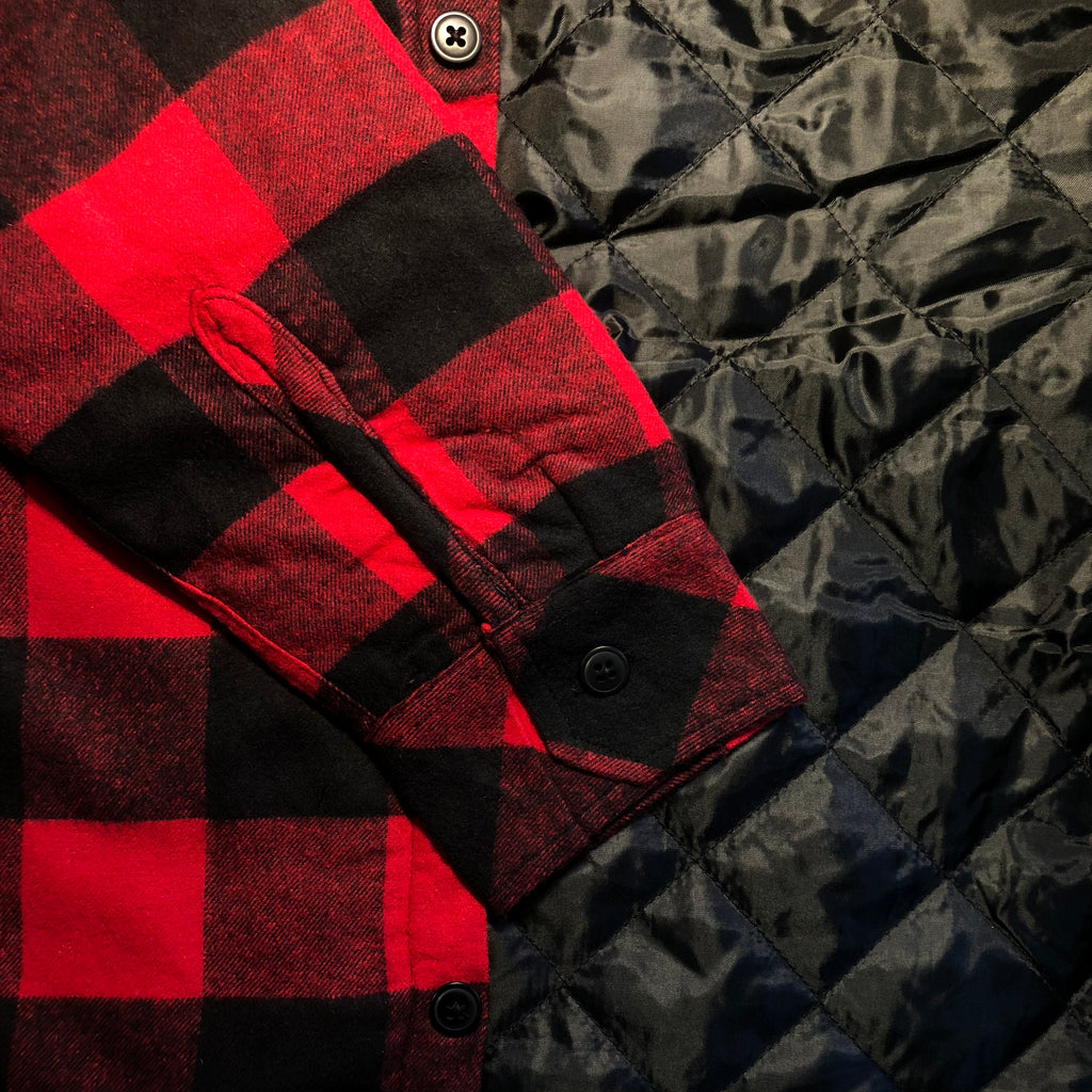 Insulated Flannel Jacket - Men