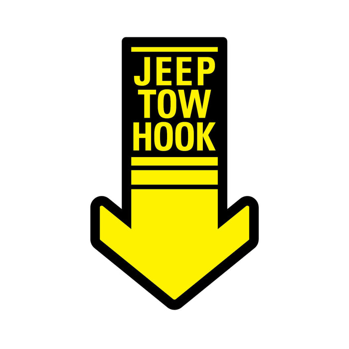 Jeep Tow Hook