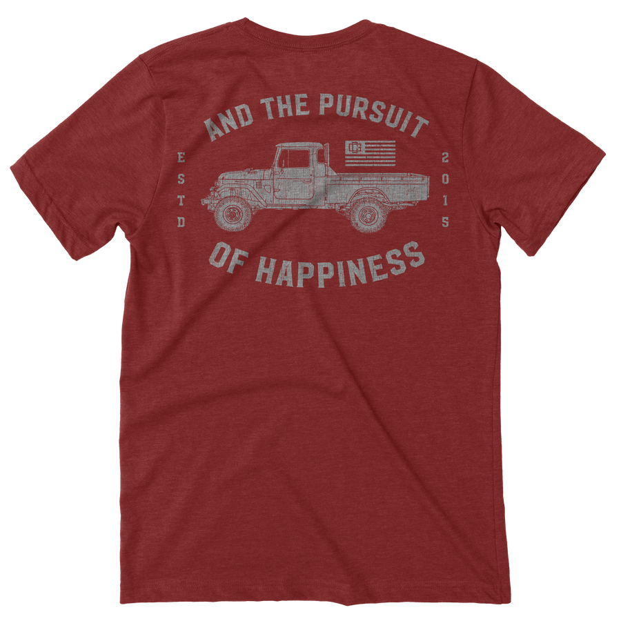 PURSUIT OF HAPPINESS - Men - V1