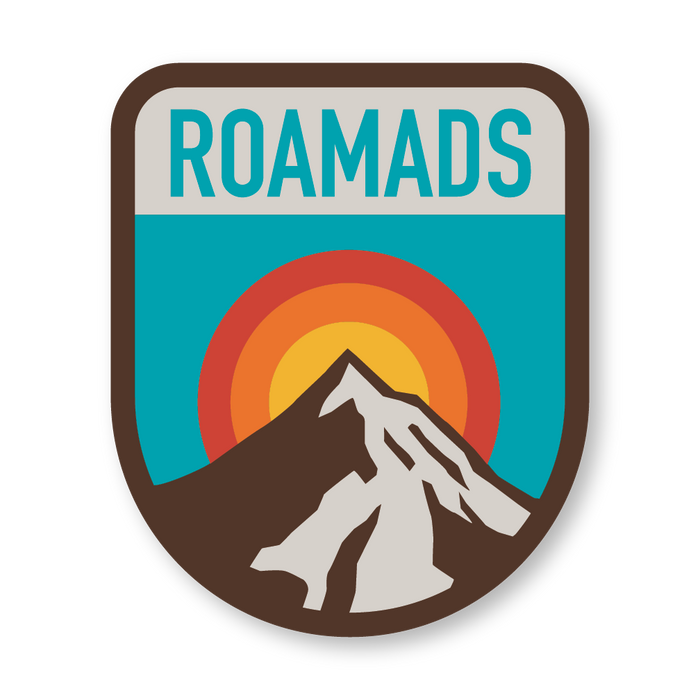 ROAMADS V1 (STICKER)