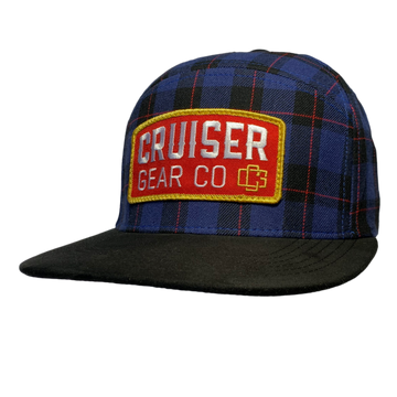 SHIELD HAT - PLAID