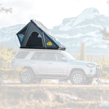 SUMMIT SUITE - ALUMINUM SHELL ROOFTOP TENT