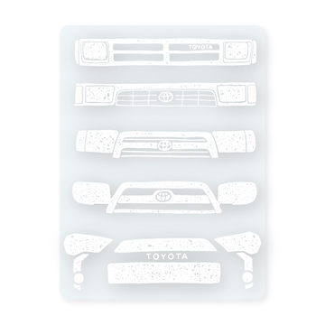 4RUNNER EVOLUTION (STICKER)