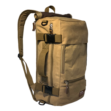 Patchpack - Patch Panel Backpack
