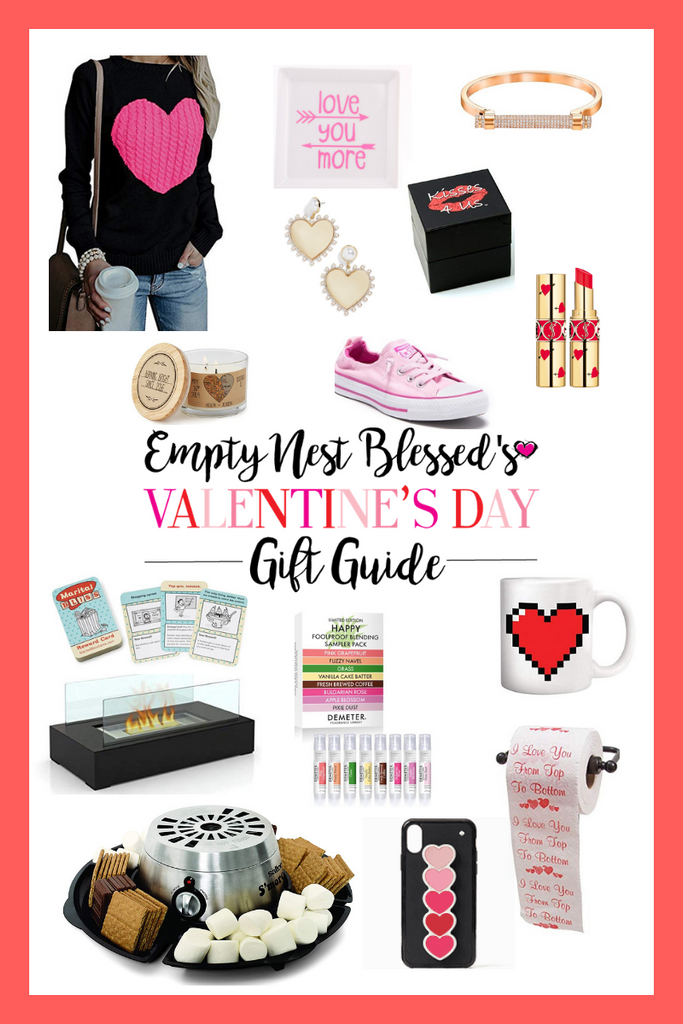 Empty Nest Blessed's Valentine's Day Gift Guide