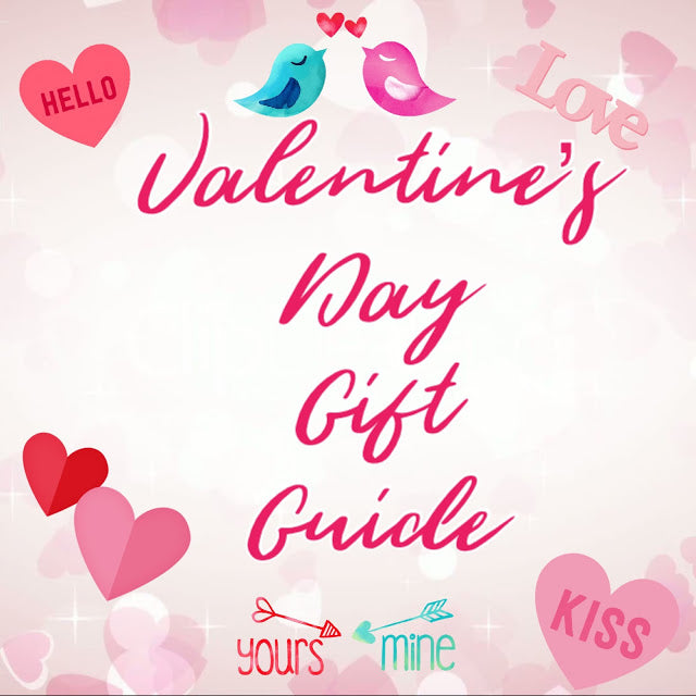 Chatty Patty's Place Valentine's Day Gift Guide 2019