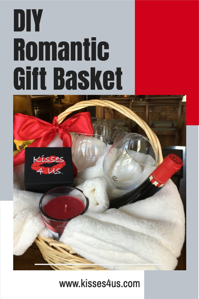 DIY Romantic Gift Basket