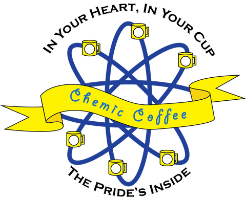 Chemic Coffee - 12 Month Subscription - $13.95/month
