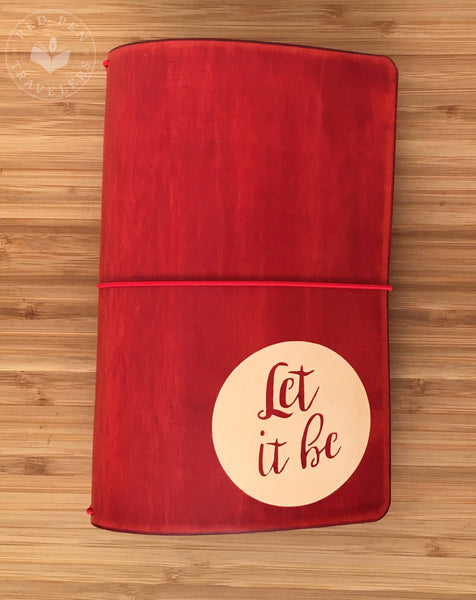 Mantra Leather Traveler's Notebook