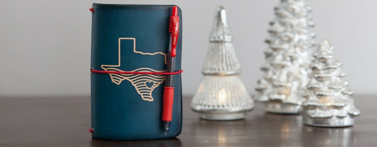 Red Pen Travelers Handcrafted Leather Travelers Notebooks Blog