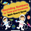 Rounding Numbers Board Game