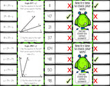 Additive Angles 'Clip and Flip' Cards - Games 4 Gains  - 2