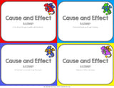 Cause and Effect Board Game - Games 4 Gains  - 4