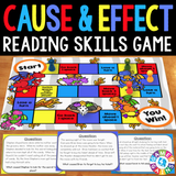 Cause and Effect Board Game - Games 4 Gains  - 1
