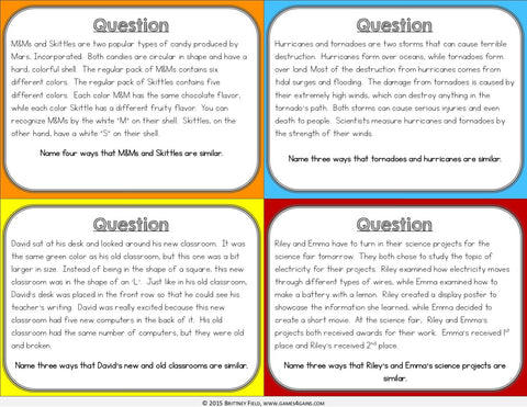 compare and contrast two video games Students like writing compare and contrast essays as they have enough space for creativity such papers allow expressing your thoughts regarding some contradictive issues it makes more fun to draw a parallel between two people or objects instead of describing a single issue.