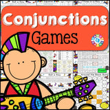 Conjunctions Games - Games 4 Gains  - 1