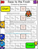 Decimals Games for 5th Grade - Games 4 Gains  - 3