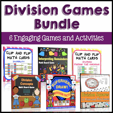 Division Games Bundle - Games 4 Gains