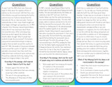 Earth Day Reading Comprehension Board Game - Games 4 Gains  - 3