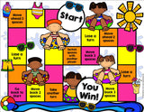 End of the Year Reading Comprehension Board Game - Games 4 Gains  - 2