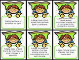 Landforms 'Superhero Draw' Game - Games 4 Gains  - 4