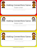 Making Connections Board Game - Games 4 Gains  - 4