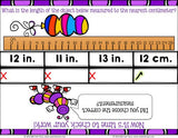Measurement 'Clip and Flip' Cards - Games 4 Gains  - 3