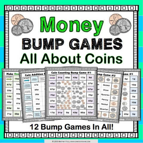 Money Bump Games: All About Coins - Games 4 Gains  - 1