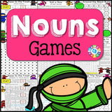 Nouns Games - Games 4 Gains  - 1