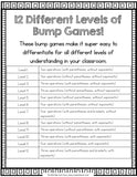 Order of Operations Bump Games - Games 4 Gains  - 2