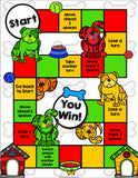 Paraphrasing Board Game - Games 4 Gains  - 2
