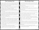 Plot Elements 'Clip and Flip' Cards - Games 4 Gains  - 2