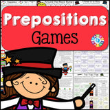 Prepositions Games - Games 4 Gains  - 1