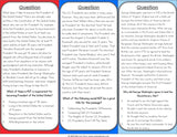 Presidents' Day Reading Comprehension Board Game - Games 4 Gains  - 3