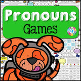 Pronouns Games - Games 4 Gains  - 1