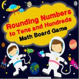 Rounding Board Game - Games 4 Gains  - 1