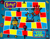 Addition and Subtraction Brainium Game - Games 4 Gains  - 2