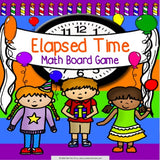 Elapsed Time Board Game - Games 4 Gains  - 1