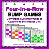 Capacity Conversions Bump Games - Games 4 Gains  - 1