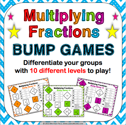 photo relating to Multiplying Fractions Games Printable named Math Video games and Actions Tagged \