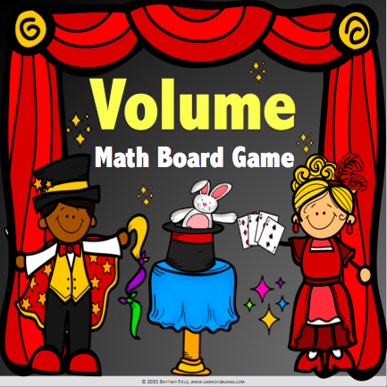Volume Board Game - Games 4 Gains  - 1
