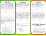 St. Patrick's Day Reading Comprehension Board Game - Games 4 Gains  - 3