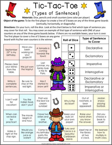 Types Of Sentences 1St Grade Worksheets for all   Download and ...