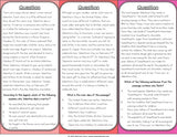 Valentine's Day Reading Comprehension Board Game - Games 4 Gains  - 3