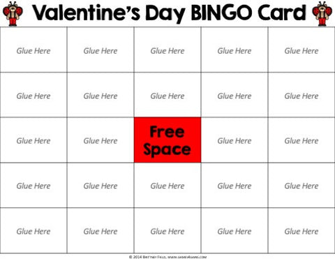 Number Names Worksheets 4 multiplication facts : Valentine's Day Math Bingo - Multiplication Facts – Games 4 Gains