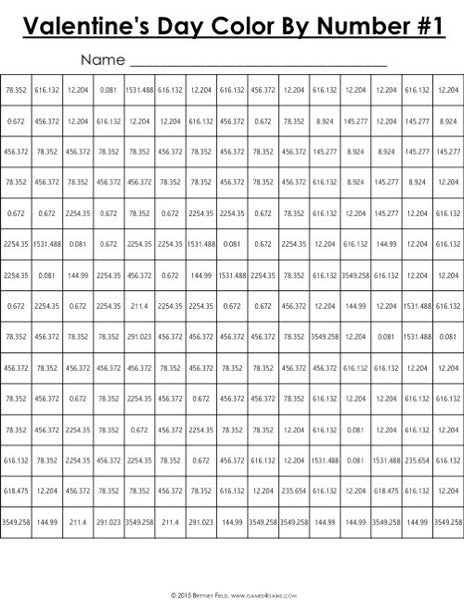 Valentine_s_Day_Math_Color_by_Number_5th_Grade_1_grande Valentine Math Worksheets Grade on 5th grade grammar worksheets, division worksheets, 5 grade math crafts, 5th grade english worksheets, 5 grade math printable sheets, 5th grade practice worksheets, reading worksheets, 5 grade math problems, 5 grade math interactive notebooks, 5 grade math multiplication, 5 grade math work, 5 grade math pages, 5 grade math tests, 5 grade math algebra, 5th grade science worksheets, 5 grade math ideas, 5 grade math videos, 5th grade language arts worksheets, 5 grade math teachers, 5th grade spelling worksheets,