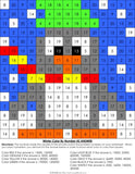 Winter Math Color-by-Number - 4th Grade - Games 4 Gains  - 4