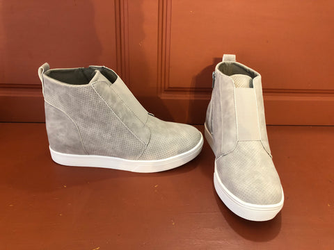 Light Grey Wedge