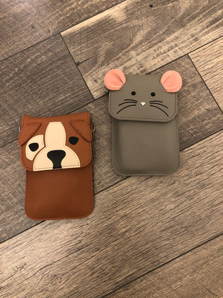 Fun Animal Crossbody