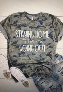 Camo Staying Home